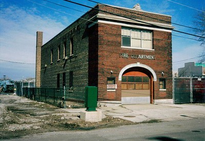 INACTIVE CHICAGO FIREHOUSES