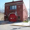 Engine Co. 16: 4005 S. Dearborn (photo taken 4/12/2009)<br /> Built: 1936<br /> Closed: 2012 (moved to new company quarters)
