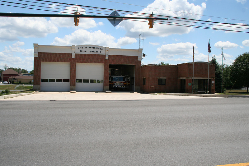 HAGERSTOWN FIRE CO. 3, WASHINGTON COUNTY