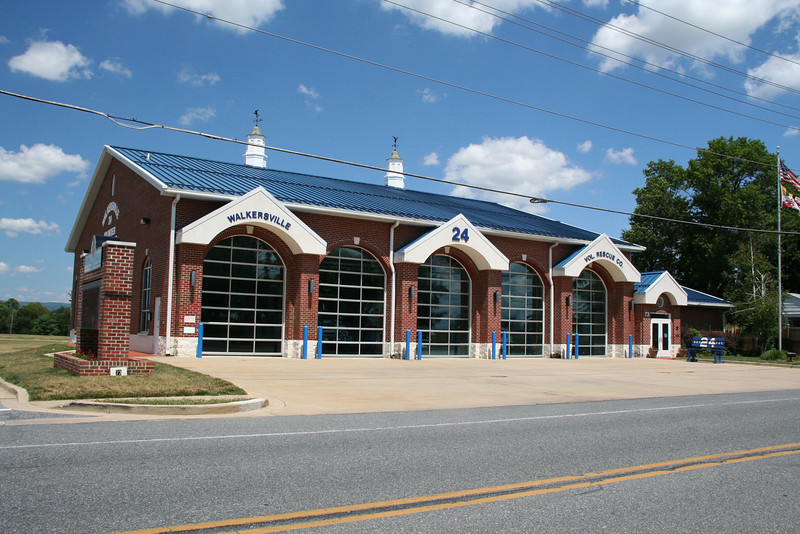 WALKERSVILLE EMS STATION 24, FREDERICK COUNTY