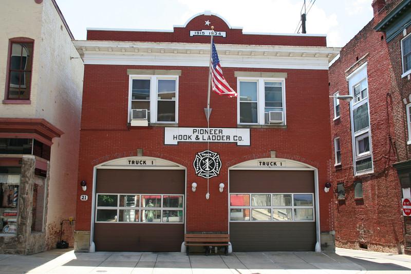PIONEER HOOK & LADDER CO. 1, HAGERSTOWN, WASHINGTON COUNTY