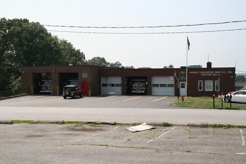 HOWARD COUNTY/SAVAGE FIRE CO. 6, HOWARD COUNTY