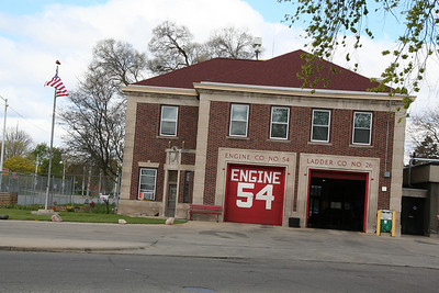 DETROIT ENGINE CO. 54 & LADDER CO. 26