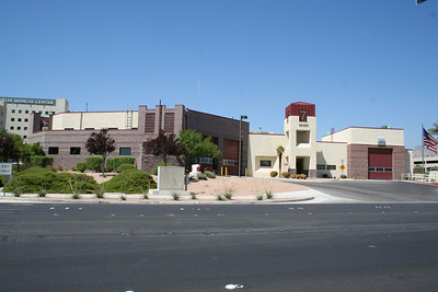 LAS VEGAS STATION 7 (photo taken 7/29/2009)