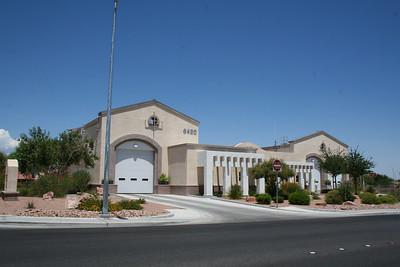 LAS VEGAS STATION 43 (photo taken 7/29/2009)