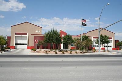 LAS VEGAS STATION 8 (photo taken 7/29/2009)
