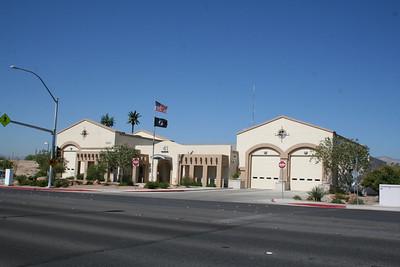 LAS VEGAS STATION 41 (photo taken 7/29/2009)