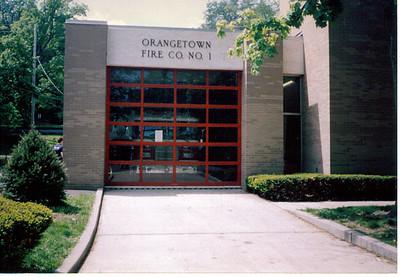 ORANGETOWN FIRE CO. OF NYACK NY