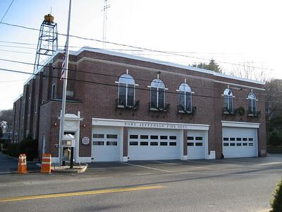 PORT JEFFERSON FIRE STATION
