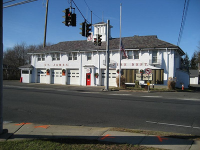 ST JAMES FIRE STATION