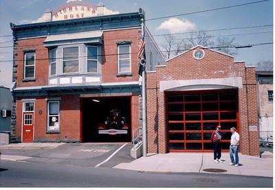 HIGHLAND HOSE CO. OF NYACK NY (built 1910 & 1984)