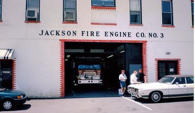 JACKSON FIRE CO. 3 OF NYACK NY