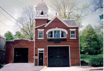 EMPIRE HOOK & LADDER CO. 1 OF NYACK NY (built 1887)