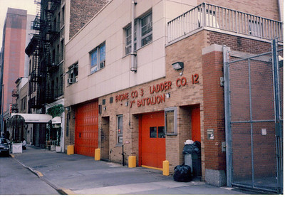 FDNY ENGINE CO. 3, LADDER CO. 12 AND THE 7th BATTALION, MANHATTAN