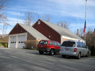 NISSEQUOGUE FIRE STATION