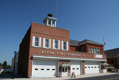 ALPHA FIRE COMPANY #1