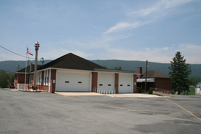 FANNETTSBURG-METAL FIRE CO, FRANKLIN COUNTY