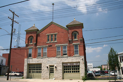 FORMER-CHAMBERSBURG STATION, FRANKLIN COUNTY