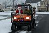Newport Township Fire Dept's 2009 Santa Run