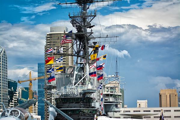 2015 ... USS Midway 9-11 Memorial