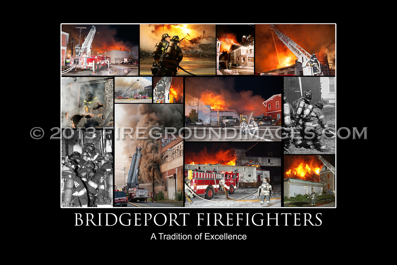 Bridgeport Firefighters - A Tradition of Excellence