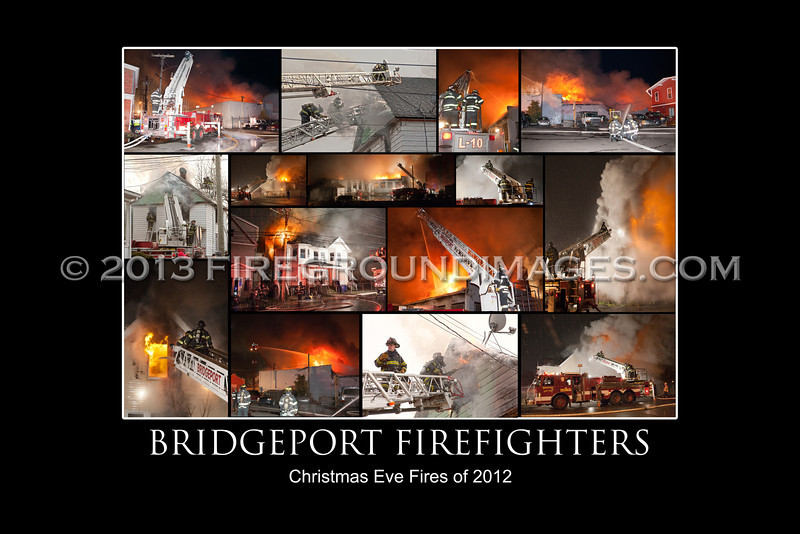 Christmas Eve Fires of 2012