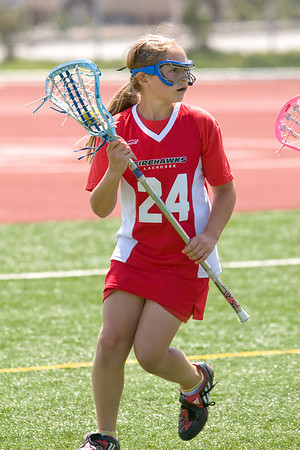 Firehawks Girls Lacrosse- May '08