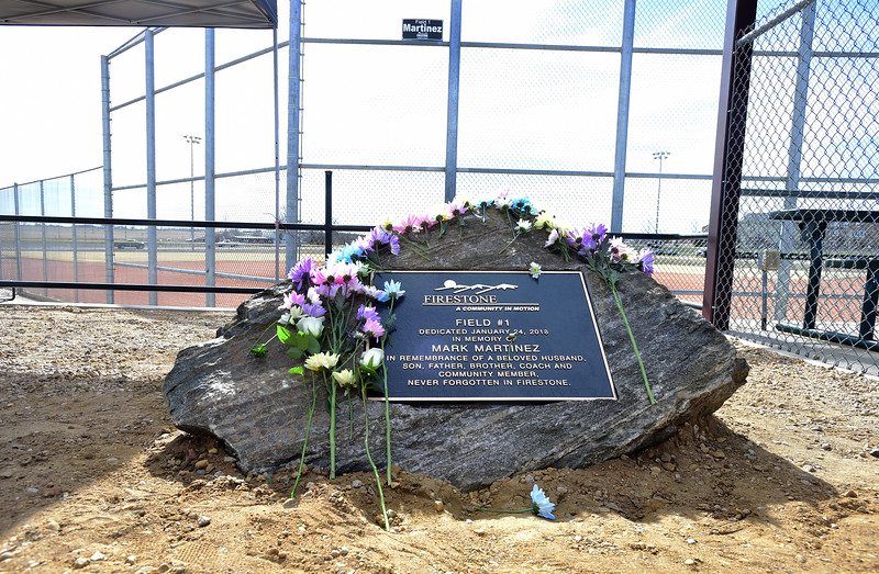 FIRESTONE EXPLOSION BASEBALL MEMORIAL