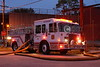 Paterson, NJ Engine 4 at Center Lumber Fire.