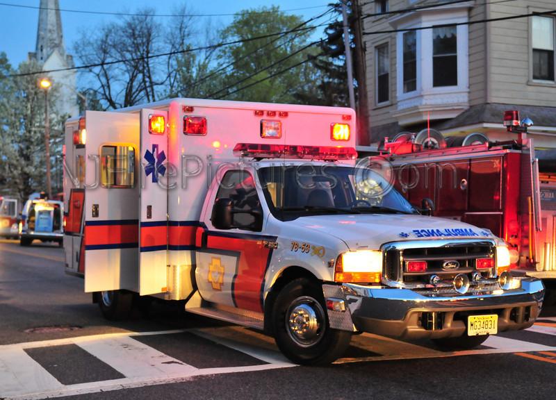 Hackettstown, NJ EMS