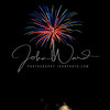 Fireworks from Temecula