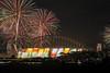 Sydney NYE 9pm fireworks