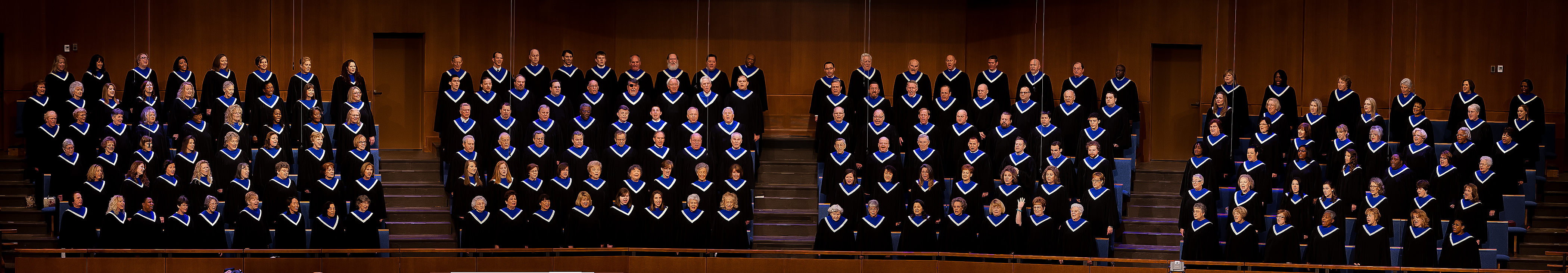 CHOIR PANORAMA