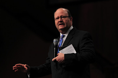 Dr. Mac Brunson, Senior Pastor at First Baptist Church hosts the 25th Annual Pastors' Conference in Jacksonville, FL