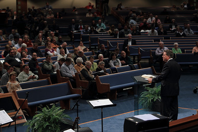 "Jim Shaddix, ""Endurance"" speaks at First Baptist Church's 25th Annual Pastors' Conference"