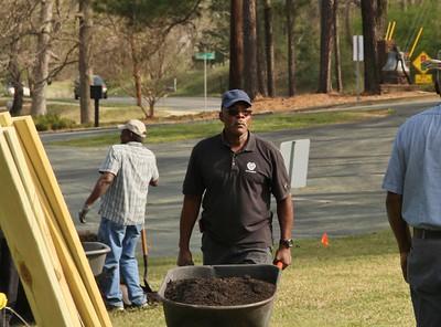 Community Garden Workers