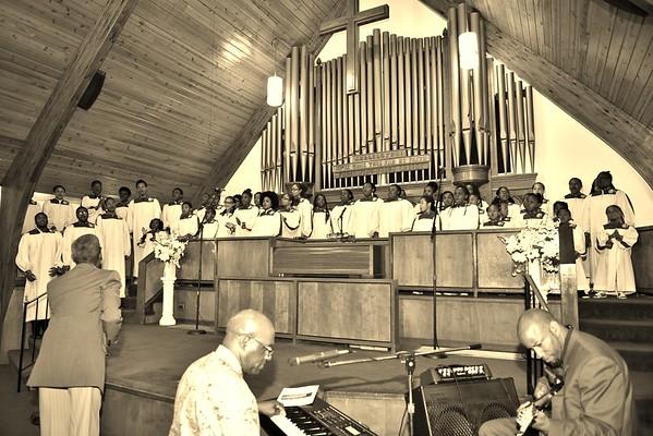 MLK Children's Choir in Concert