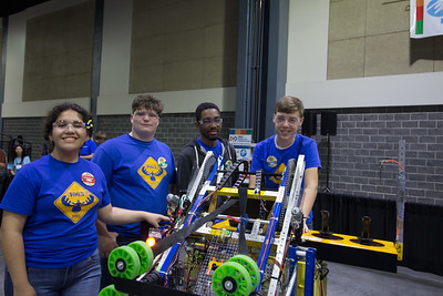 Friday Qualification Matches