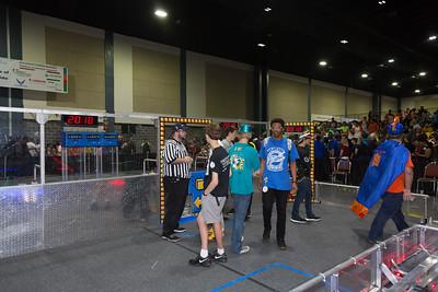 Saturday Elimination Matches