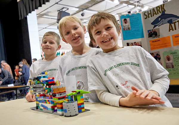 FIRST LEGO League Junior