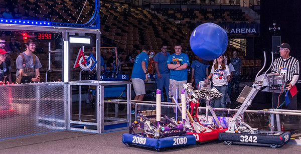 FIRST Orlando Regional Day 1 Qualifying Rounds-9444
