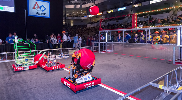 FIRST Orlando Regional Day 1 Qualifying Rounds-9422