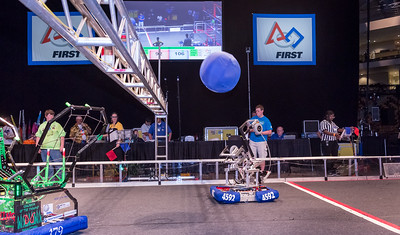 FIRST Orlando Regional Day 1 Qualifying Rounds-9388