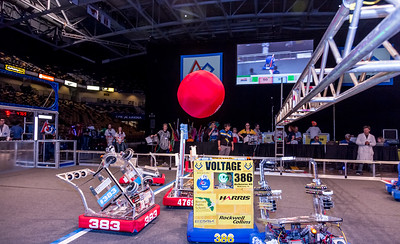 FIRST Orlando Regional Day 1 Qualifying Rounds-9524