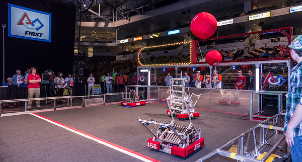 FIRST Orlando Regional Day 1 Qualifying Rounds-9418
