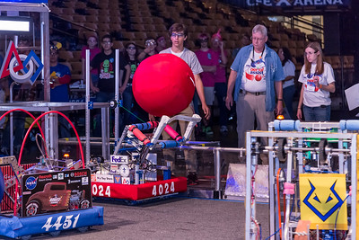 FIRST Orlando Regional Day 1 Qualifying Rounds-9447