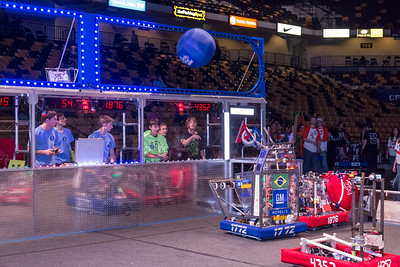FIRST Orlando Regional Day 1 Qualifying Rounds-9465