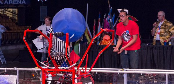 FIRST Orlando Regional Day 1 Qualifying Rounds-9398