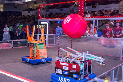 FIRST Orlando Regional Day 1 Qualifying Rounds-9420