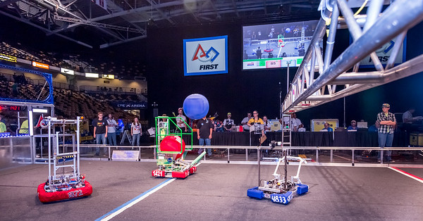 FIRST Orlando Regional Day 1 Qualifying Rounds-9516